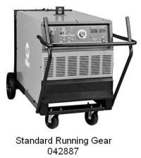 Standard Running Gear